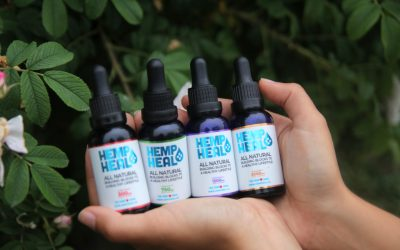 Hemp Heal Dosage Guide